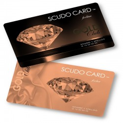 Scudo Card Gold
